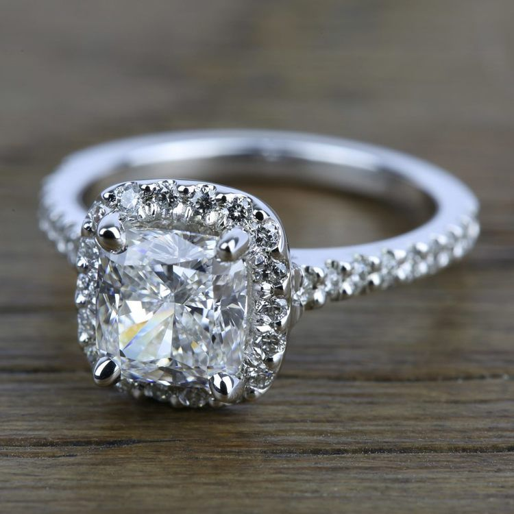 A List of Beautiful Settings for Heart Shaped Diamond Rings